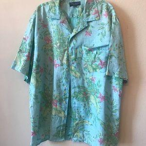 Daniel Cremieux Hawaiian Men's Shirt